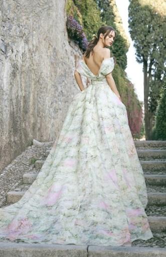 Monique Lhuillier New York Bridal Fall 2020 3