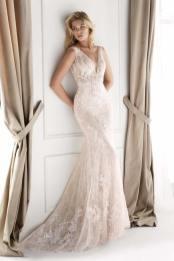 модные прозрачные свадебные платья 2020