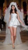 свадебные модные тенденции 2020 - шорты