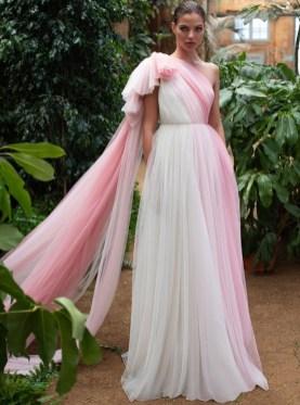 Модные тенденции свадебные платья 2020 zac posen white one wedding