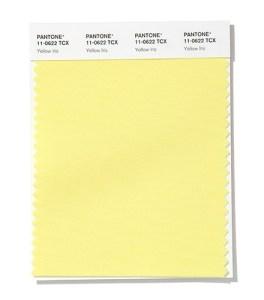 PANTONE 11-0622 Yellow Iris