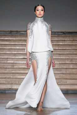 wedding dress Antonio Grimaldi Haute Couture SS20