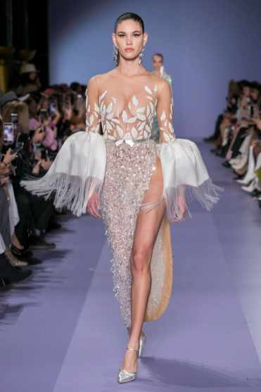 Georges Hobeika Haute Couture SS20 wedding dress