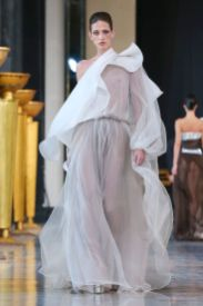 wedding dress Stephane Rolland Haute Couture SS20 Paris