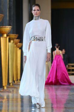 wedding dress Stephane Rolland Haute Couture SS20 Paris