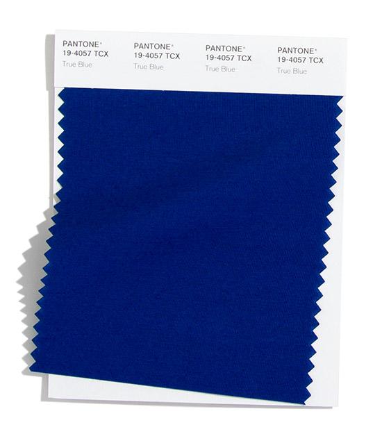 PANTONE 19-4057 True Blue