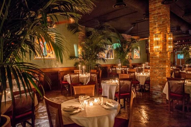 хороший красивый ресторан в Милане