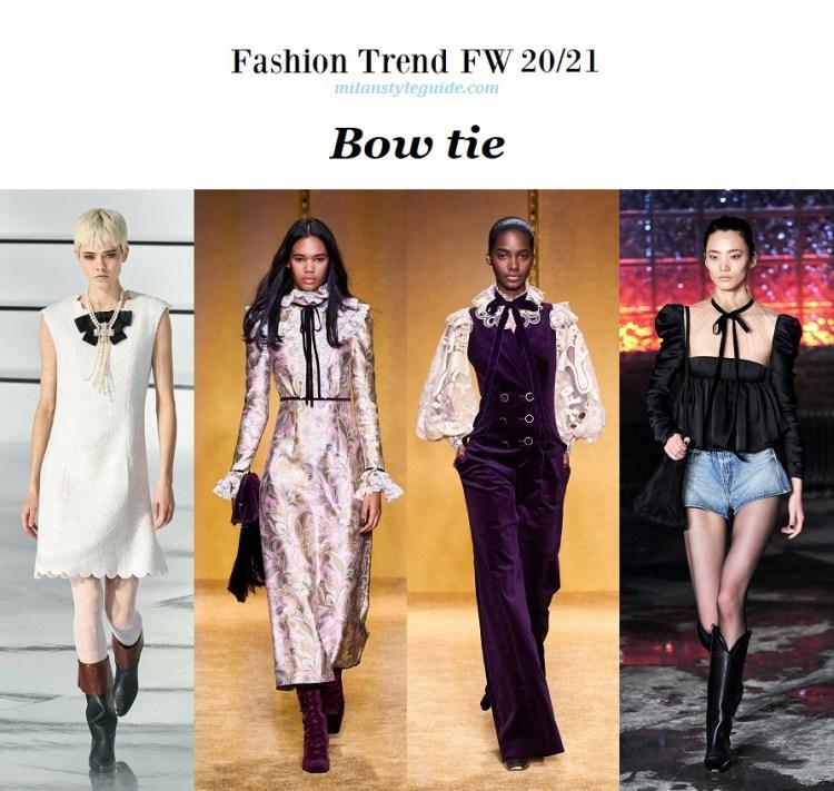 Модные тенденции осень зима 2020 2021