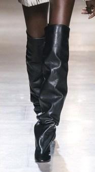 модная обувь весна осень зима 2020 ботфорты