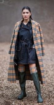 модные женские ботинки осень 2020 - тренд резиновые сапоги