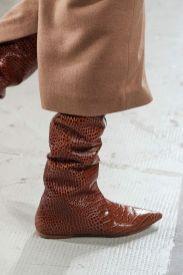agnona-fall-2020-runway-croc-slouchy-flat-boots