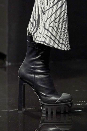 женская обувь 2020 модные тенденции ботинки на платформе