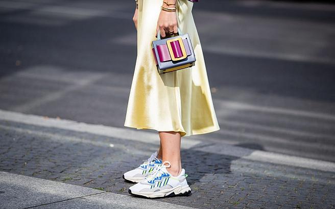 модные кроссовки женские 2020 лето стрит стайл