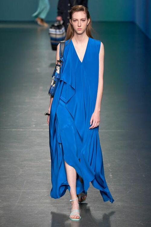 модное платье лето и осень 2020