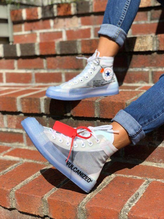 модные кроссовки 2020 лето