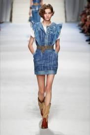 модное джинсове платье лето 2020