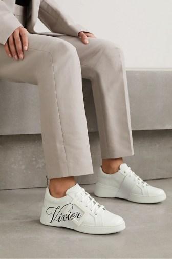 модные кроссовки 2020 женские белые