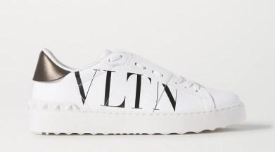 модные женские кроссовки 2020 Валентино
