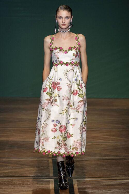 модный сарафан лето 2020