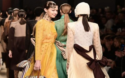 Неделя моды в Милане Весна-Лето 2021 осенью 2020