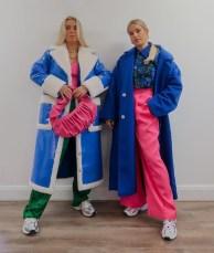 как стильно сочетать носить модный розовый цвет в 2021