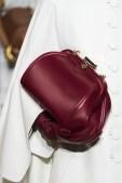 модные тенденции сумок осень 2020 зима 2021 сумка редикюль