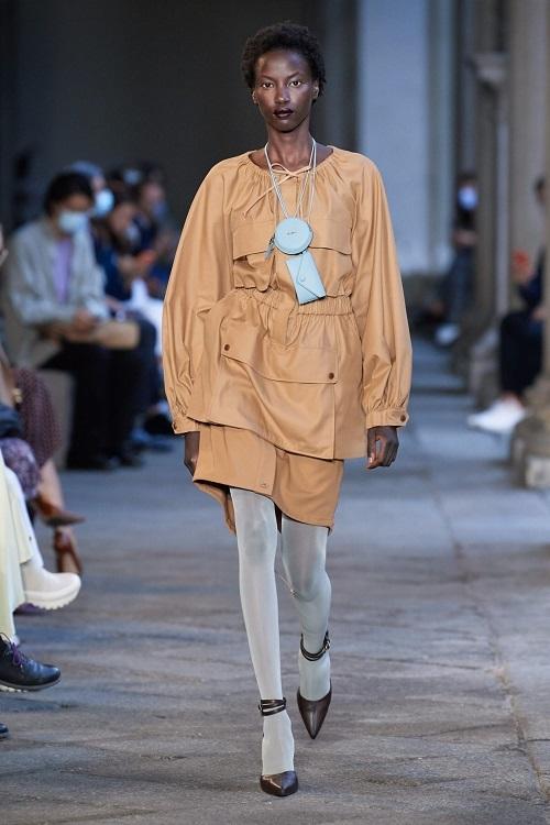 модные куртки 2021 модные тенденции анорак