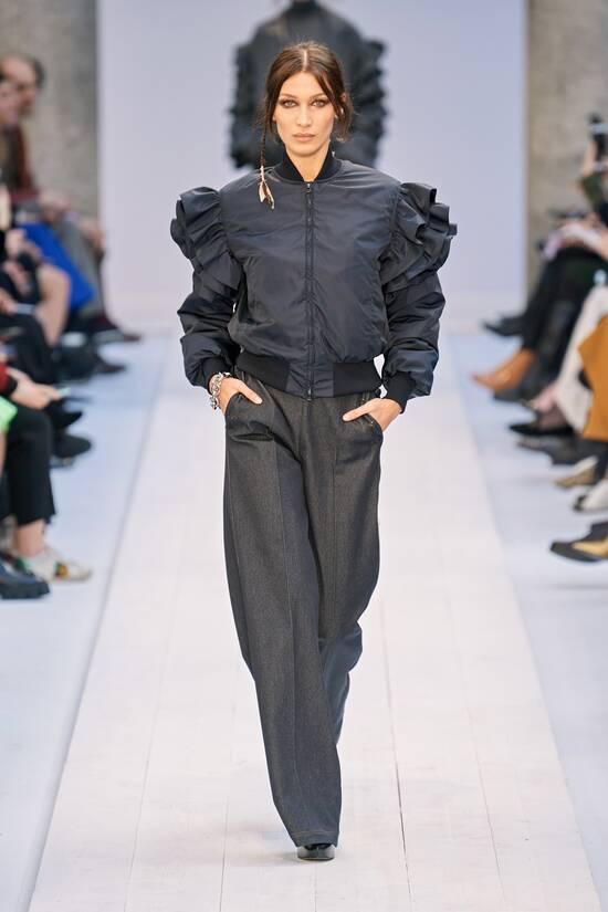 модные женские куртки 2020 модные тенденции бомбер