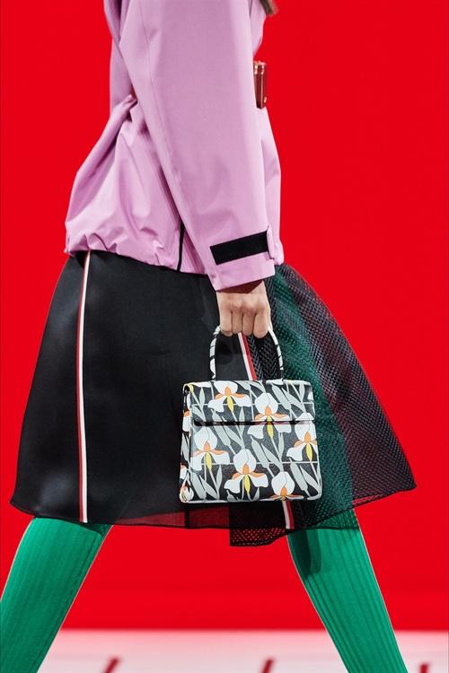 модные тенденции сумок осень 2020 зима 2021 сумка