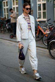 модные джинсовые куртки 2020 как модно носить