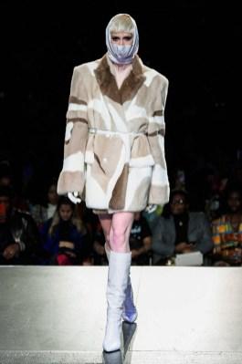 модные норковые шубы 2020 2021 тенденция животный открас