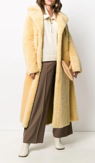 модные шубы из норки 2020 2021 тенденция Taddy