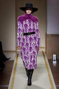 модные шубы из норки 2020 2021 тенденция принт на мехе