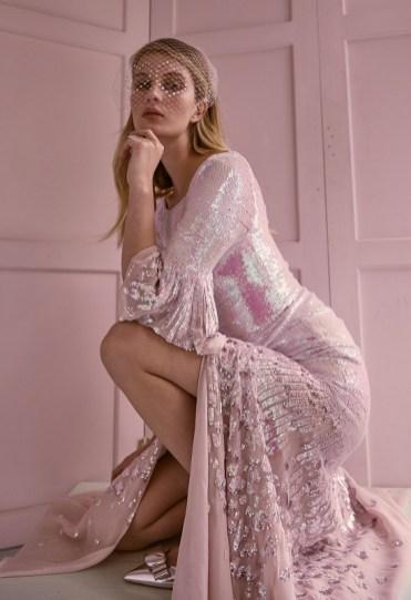 свадебные платья винтаж в стиле джаз модный тренд 2021