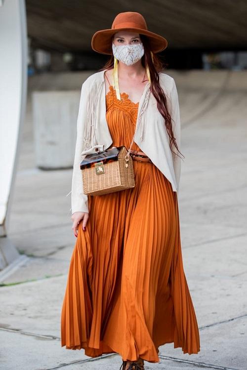 модные плетеные сумки для пикника 2021