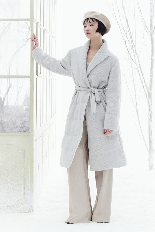 Модные пальто 2021 2022 тренд стеганое пальто