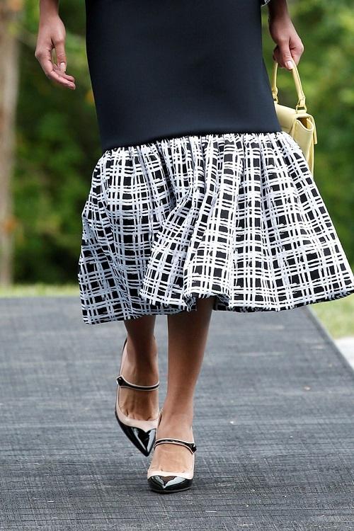 модная обувь весна лето осень 2021 тренд Мэри Джейн