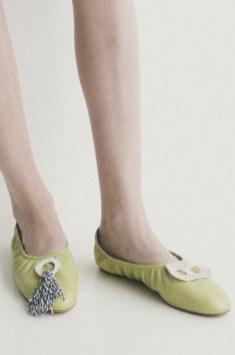 модная обувь весна лето осень 2021 тренд балетки