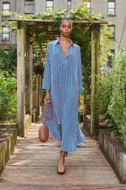 самые модные платья лето 2021 года - модные тренды платье-туника
