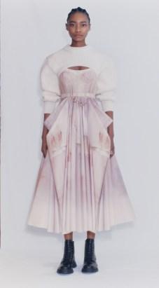 самые модные платья лето 2021 года - модные тренды платье с корсетом