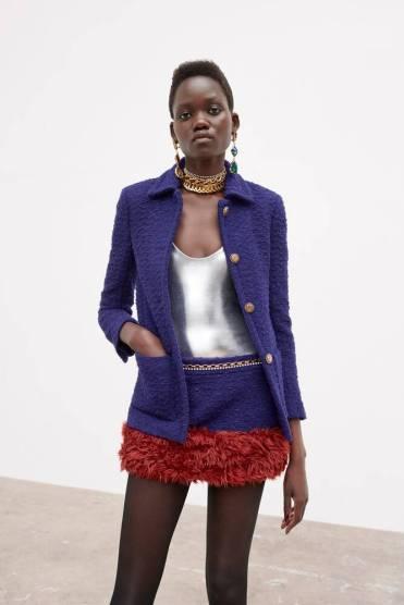 модные тренды осень зима 2021 2022 мини юбки