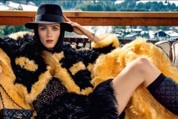 модные шапки и шляпы осень 2021 зима 2022