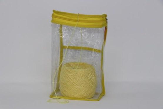 bolsa amarilla