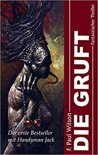 Die Gruft / The Tomb (Handyman Jack 01)