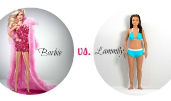 Barbie, anti-Barbie, and the power of marketing.