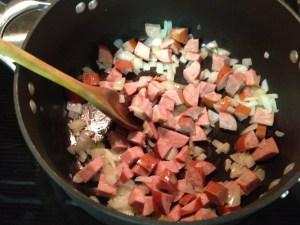 light cabbage soup