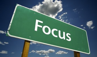 Keeping focus: going forward