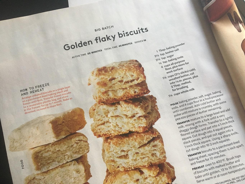 buttermilk biscuits from scratch