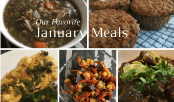 Favorite Meals | January