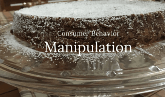 Sugar-free challenge | Consumer behavior manipulation.